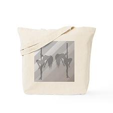 Stripper Duo - Gray Tote Bag