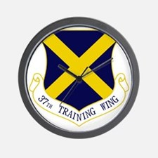 37th Training Wing Wall Clock
