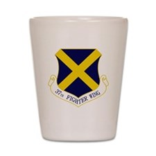 37th Fighter Wing Shot Glass