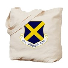 37th Training Wing Tote Bag