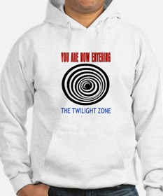 YOU ARE NOW ENTERING #1 Hoodie
