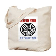 YOU ARE NOW ENTERING #1 Tote Bag