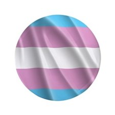 "TRANSGENDER FLAG 3.5"" Button"