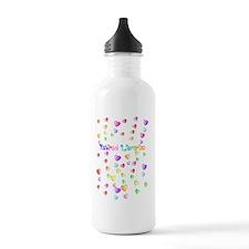 retired librarian hear Water Bottle