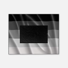 STRAIGHT PRIDE FLAG Picture Frame