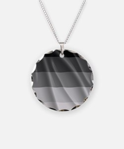 STRAIGHT PRIDE FLAG Necklace