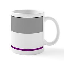 ASEXUAL PRIDE COLORS Mug