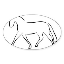 Pferd Decal