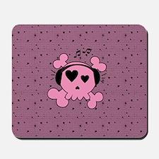 ms_Woven Blanket_1175_H_F Mousepad