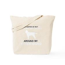 My Otterhound Designs Tote Bag