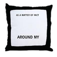 My Pekingnese Designs Throw Pillow
