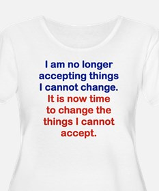 I AM NO LONGE T-Shirt