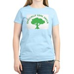 Earth Day : Officially Gone Green Women's Light T-