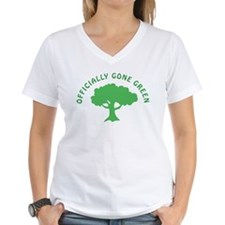 Earth Day : Officially Gone Green Shirt
