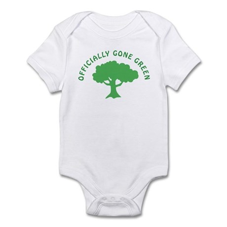Earth Day : Officially Gone Green Infant Bodysuit