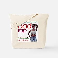Bad Rap Tote Bag