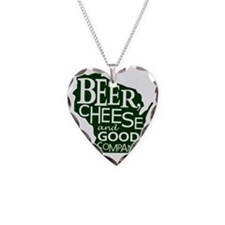 Beer, Chees & Good Company in Necklace