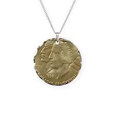 Arkansas Centennial Half Dol Necklace