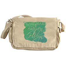 Kristen Lee redone Messenger Bag