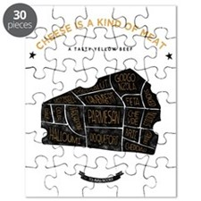 Cheese chart Puzzle