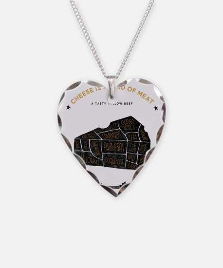 Cheese chart Necklace