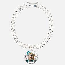 Tourettes Syndrome Puppy Bracelet