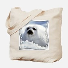 Harp Seal Tote Bag