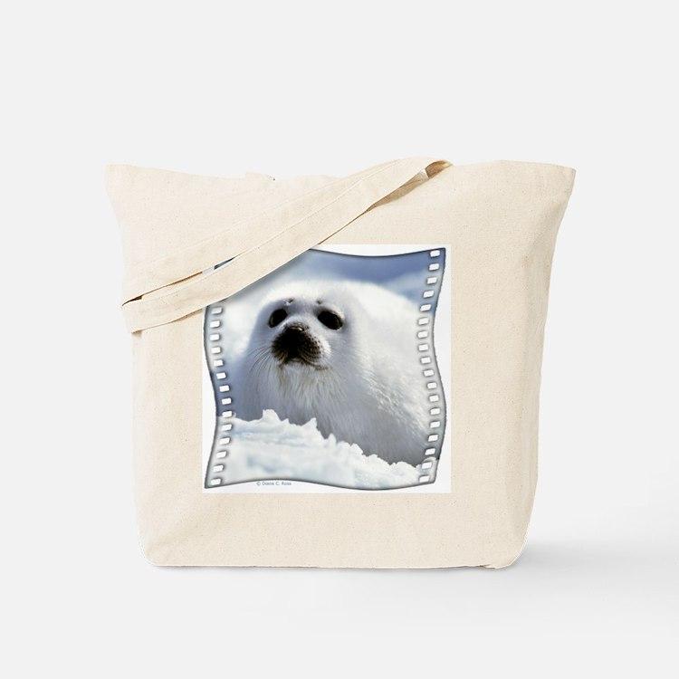 Harp Seal Tote Bag
