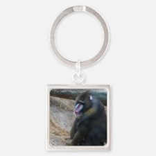 you big ape Square Keychain