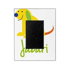 Jabari Loves Puppies Picture Frame