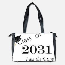 Born in 2013/Class of 2031 Diaper Bag