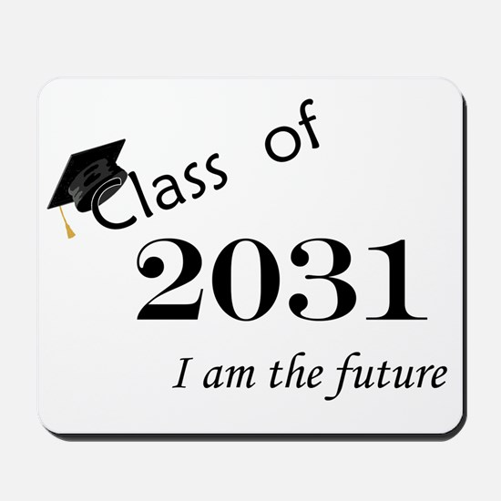 Born in 2013/Class of 2031 Mousepad