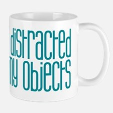 shiny objects Mug