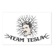 team-tesla-CAP Postcards (Package of 8)