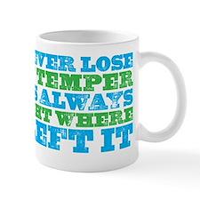 temper Mug