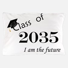 Born in 2013/Class of 2035 Pillow Case