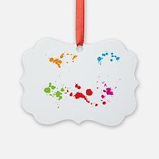 creativity Picture Ornament