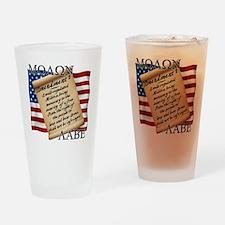 Second Amendment 2 Dark Drinking Glass
