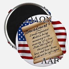 Second Amendment 2 Dark Magnet