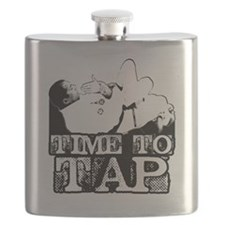 Time To Tap Flask