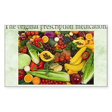 Original Medication Decal