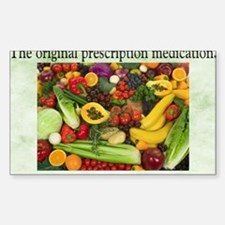 Original Medication Decal