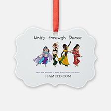 ISAMETD - Unity Through Dance Ornament