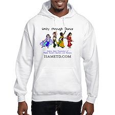 ISAMETD - Unity Through Dance Hoodie
