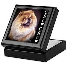 Chow Chow Keepsake Box