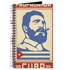 Castro Cuba comunist vintage propaganda Journal