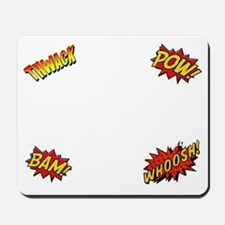 Comics Are Better Than Work Mousepad