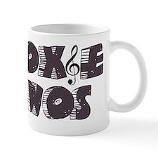 Moxie Twos Front Mug