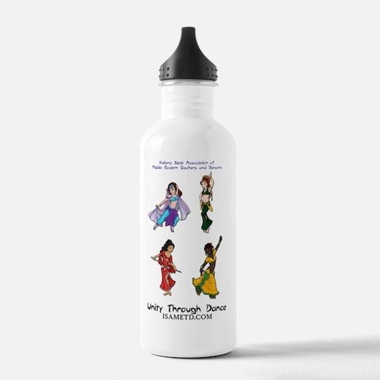 ISAMETD - Unity Throug Water Bottle