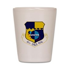 45th SW Shot Glass
